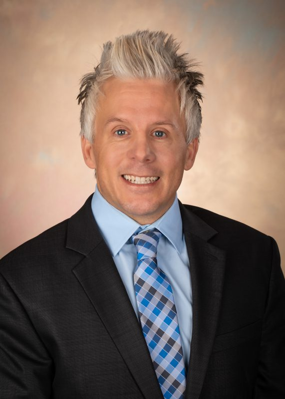 Dr. Chad Stoller, DDS of Harlan Family Dentistry